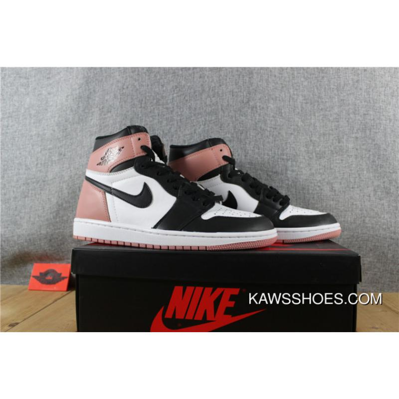 the best attitude 8dca0 836ad 2Nd Air Jordan 1 Rust Pink Discount