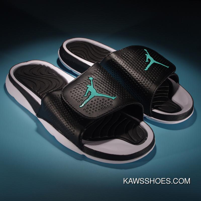 7db9da841 Jordan Hydro 5 Retro Slides 5 White Gold New Style ...