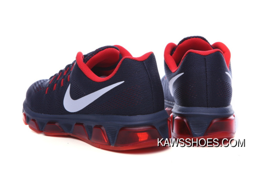 on sale 22db8 88c3c New Nike Air Max Tailwind 8 Gym Red Mens White Black Shoes TopDeals. Tags  Mens  Nike Running ...