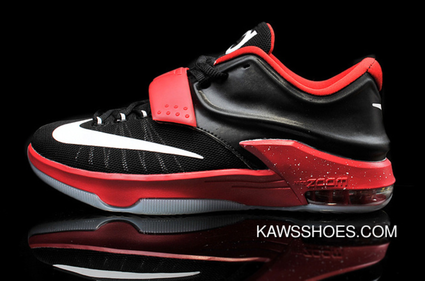 best website 98e1c a9dee ... france new kevin durant shoes red black nike zoom kd 7 shoes topdeals  f2586 2e4eb