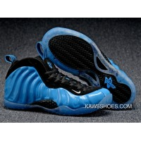 bd1db71d93b New Air Foamposite One Nike Photo Black Blue Shoes TopDeals
