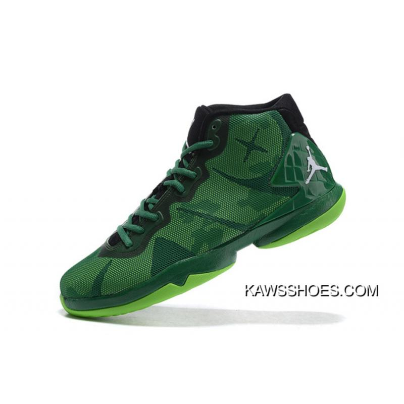 quality design e6dd5 cc81f ... New Jordan Super.Fly 4 Red Green Black Blake Griffin Sneakers Shoes  TopDeals