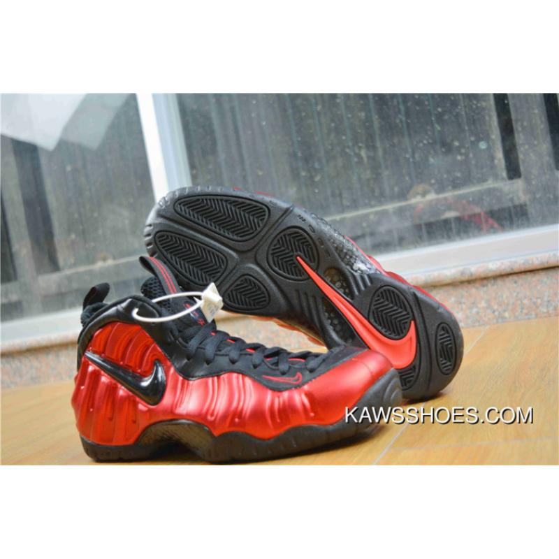 2266c965be1 Top Deals Nike Air Foamposite Pro Black Red Bred ...