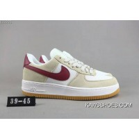 e46dbd7bd6fe 150 Nike Air Force One Low Sneakers Cowhide Material Size Top Deals