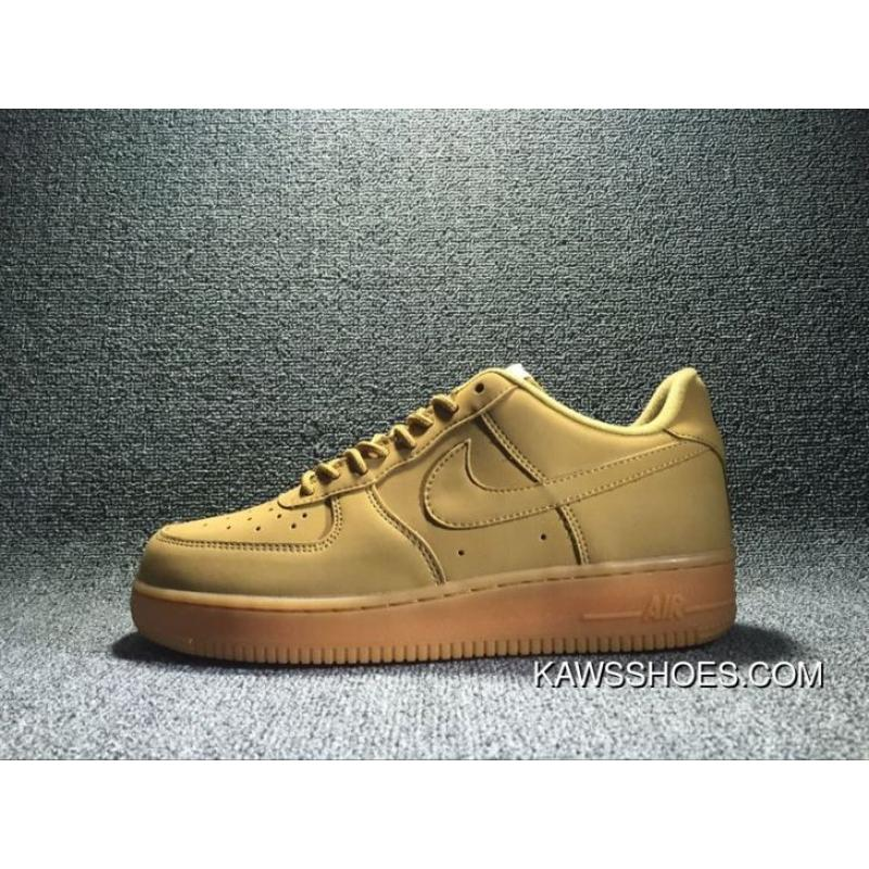 Discount Nike Creative Collaboration Air Force 1 Low One Classic Low Sneakers Big Red Hook More FULL GRAIN LEATHER Litchi GRAIN LEATHER Cowhide Air