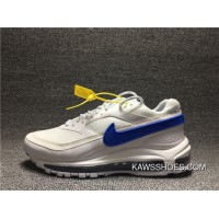 876f69a3faf4 Copuon Nike AIR MAX 97 BW X SKEPTA SK AO2113 100 Collaboration What The Bullet  Running