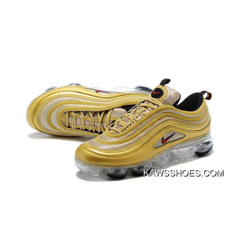 36b4de290ad ... Nike Air Vapormax 97 Metallic Gold Red-Black To Buy Outlet ...