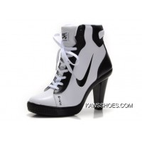 054c7557b744 New Nike Heels Black White Women Shoes TopDeals