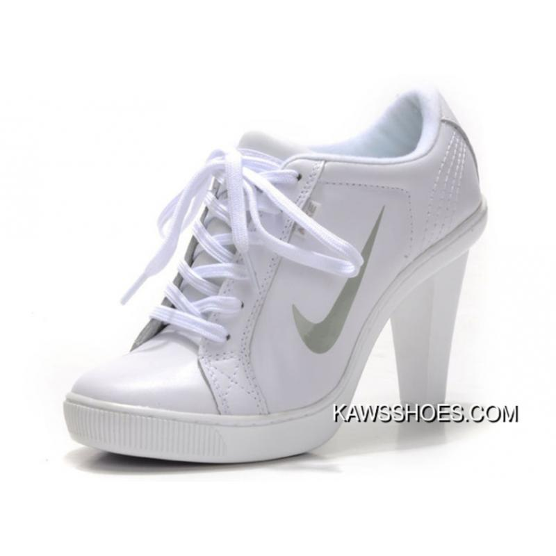 on sale af3d4 a1a65 New White Women Nike Dunk Heels Low Shoes TopDeals ...