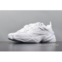 low priced 3b659 a486a Nike M2K Tekno Nike All White Colorways Retro Sport Dad Sneakers Clunky  Sneaker Dad Shoes AV4789