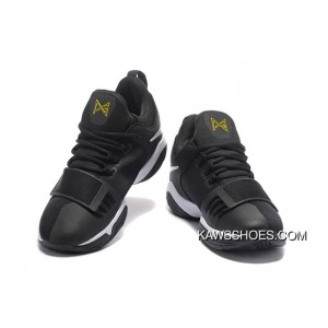 ... New Nike Pg 1 On Black White Shoes TopDeals ... 3a7a1bfeb