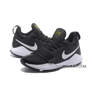 ... New Nike Pg 1 On Black White Shoes TopDeals 0626a2bb8
