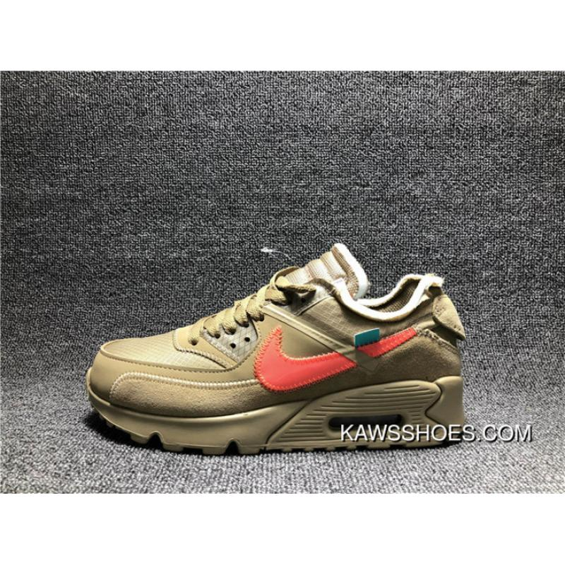 meet 47475 fa20c For Sale Nike X Off-White Air Max 90 Ow 90 Limited Collaboration Zoom  Running ...