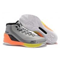 834154c593a New Under Armour Curry 3 Yellow Grey Orange Black Curry 3 Shoes Shoes  TopDeals