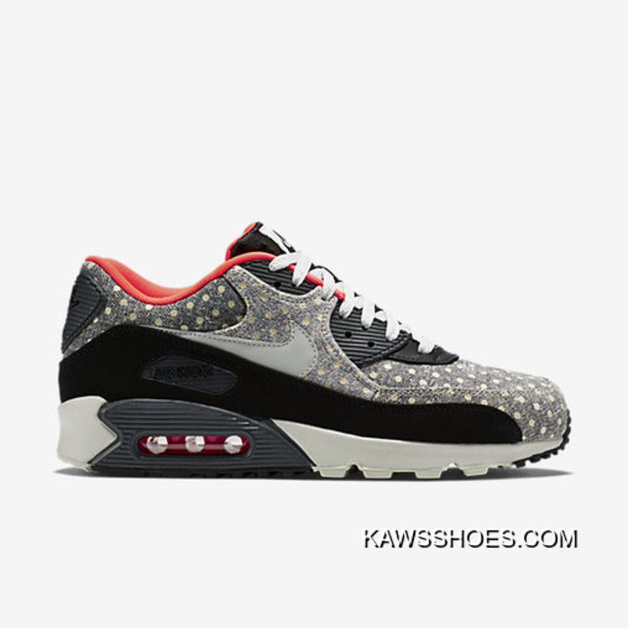 more photos 63618 0f5be New Nike Air Max 90 Polka Dot Running Shoes Womens Shoes TopDeals